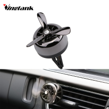Plastic Air Freshener Perfume Pleasant Scent Fragrence Odor Diffuser Clip-on Car Aromatherapy Fragrance