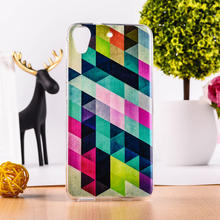 TAOYUNXI Cases For HTC Desire 626 Cover 650 628 5.0 inch 626w 626D 626G 626S Cell Phone Bags TPU Plastic Anti-Knock Skin Shell