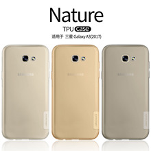 For Samsung Galaxy A3 2017 Case Nature Clear TPU Protector Cover For Galaxy A3 2017 Plastic Silicone Case Cover With 4.7 Inch