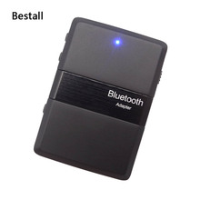 Bestall 2-in-1 Bluetooth Receiver Transmitter Wireless 3.5mm Audio Adapter with Volume Control, Bluetooth 4.1,aptX (TX / RX)(China)