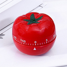 1pcs Tomato 360 Degree Kitchen Timers 1-60min Cooking Clock Mechanical Countdown Timer D4