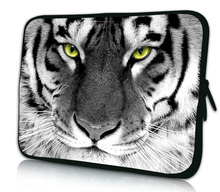 "7'' 7.9"" 8.1"" White Tiger Tablet Sleeve Bag Mini Netbook Laptop Cases Cover Pouch For Samsung Galaxy Tab 8 4 For Asus Fonepad 7(China)"