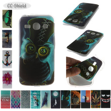 TPU Soft Case for Samsung Galaxy Star Advance G350 G350E SM-G350 SM-G350E Painting IMD phone case for Samsung Galaxy Star 2 Plus