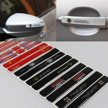 Auto Stickers Car rearview mirror Scuff Bumper strip Automobiles Exterior Accessories Supplies Gear Items Stuff Products Bulk