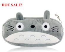 Kawaii 20CM TOTORO Kids Coin BAG Case GIFT BAG Lady Girl's Cosmetics Purse BAG & Wallet Coin Holder Pouch BAG(China)