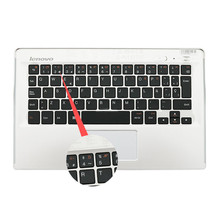 BKC600 Original Bluetooth Keyboard Cover for Lenovo YOGA Tablet 10 B8000 keyboard Russian/Spanish/USA/German French