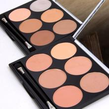 MISS ROSE Pro Concealer Palette 6 Color Facial Corrective Makeup All Round Contour Flawless Make-up Base Corrector ye20