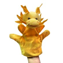 1piece Hot Products Jungle Book props 0-24 months Baby toys Animal hand puppet giraffes Dragon