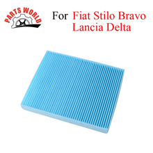 Car Carbon Cabin Filter For Fiat Stilo Bravo Lancia Delta 2001-2010 Auto Part OEM754152 71736776 46723435 CUK2422 LAK142 EKR7119(China)