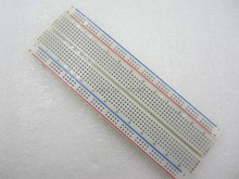 new Breadboard 830 Point Solderless PCB Bread Board MB-102 MB102 Test Develop DIY new originali