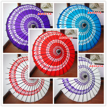 (10 pieces/lot) New 5 colors available adult size long-straight traditional Japanese craft parasols Fancy decorative umbrellas