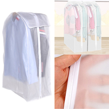 New Arrival Clothing Dress Cover Garment Suit Coat Dust Covers Protector DIY Wardrobe Storage Bags(China)