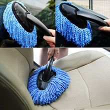 30x10cm Car Durable Smooth Cleaning Wash Brush Dusting Tool Large Microfiber Disassembled