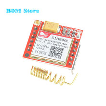 New SIM800L GPRS GSM Module w/ PCB Antenna SIM Board Quad band for MCU for Arduino free shipping(China)