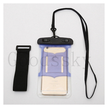 PVC Waterproof Phone Case For Huawei P7 P8 P9 P10 lite MATE 7 8 9 Nova Underwater Pouch Bag For honor 7 8 9 V8 5X 6X Y625 Y635