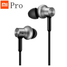 New Version Original Xiaomi Hybrid Quantie Pro Earphone In Ear Piston Headphone Headset Mic with Multi Unit Circle Iron Mixed