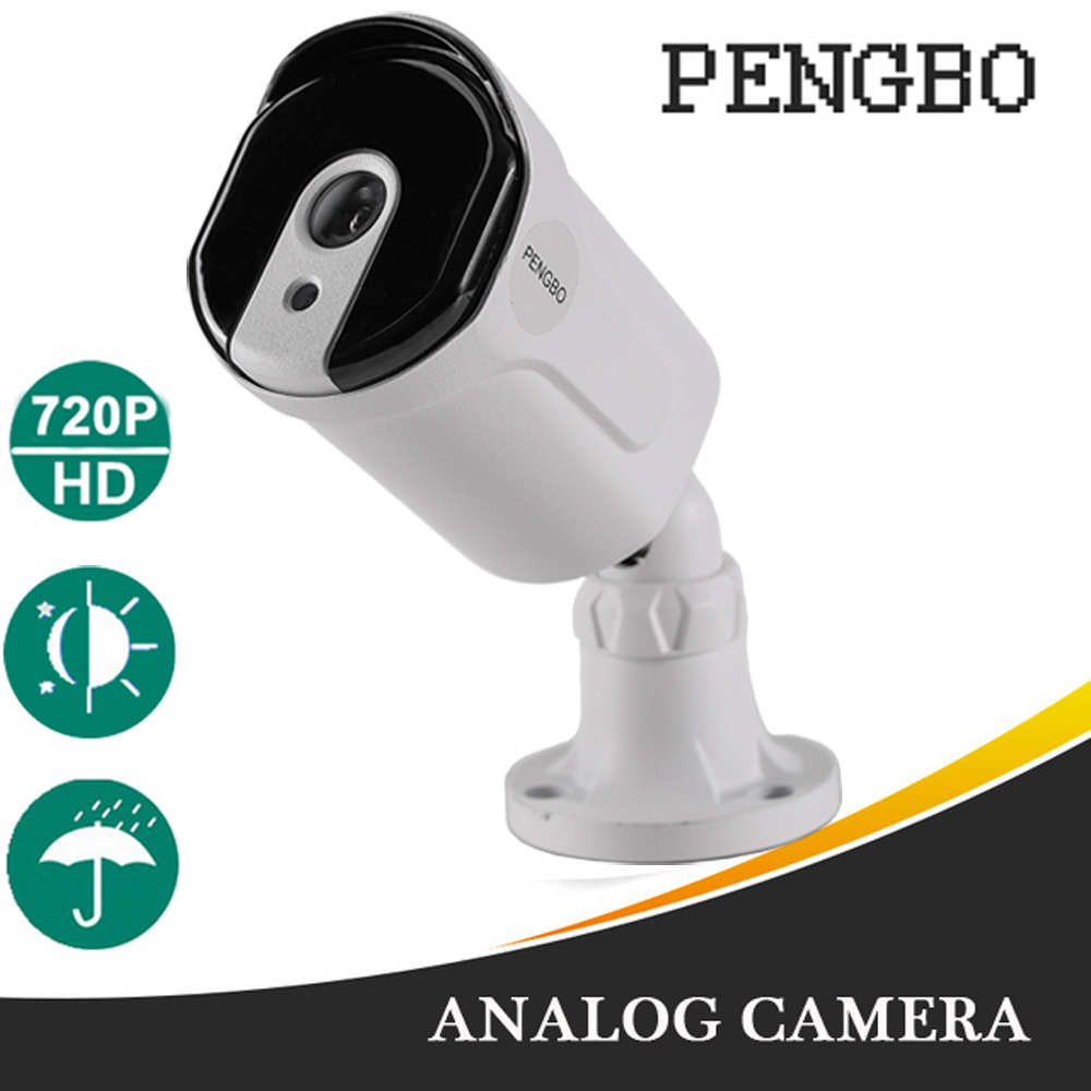 Free SNEW SONY CCD Outdoor Waterproof CCTV Camera 1200TVL High Definition IR Night Vision Security Camera<br>