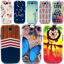 Cell Phone Cover For Samsung Galaxy S 3 III I9300 i9305 S3 Neo I9300I Case S3Neo SIII GT-i9300 GT-I9305 GT-I9300I Fundas Plastic