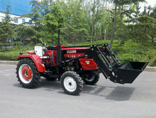 40hp Farming Tractor With Front Loader(China)