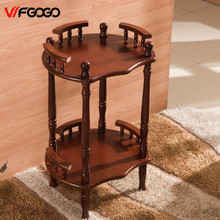 WFGOGO Storage Holders Multipurpose Shelf Display Rack Coffee Tables Corner Shelf Choice Products Furniture Console Tables(China)
