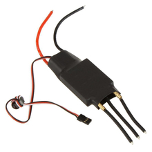 80A Brushless Water Cooling Speed Controller ESC with 5V/5A SBEC fr RC Boat I8H6(China)
