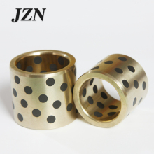Buy JDB1210/1212/1215/1220/1225 inlaid graphite copper sleeve / oil-free bushings / self-lubricating oil bearing / copper sleeve