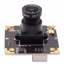 3MP 2048X1536 WDR USB Camera module 1/3 Aptina AR0331 Color CMOS Sensor H.264 mini cctv camera board with digital audio(China)