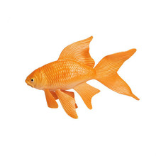 Goldfish Simulation Animal Model Marine Life Model Action Figures Kids Gift Teaching Model Home Decor Collection Animal Model
