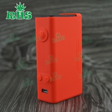 Free shipping New design for Vaporshark DNA 200w/250w TC Box Mod Soft Silicone Sleeve/Skin/Case Cover Free Shipping from RHS