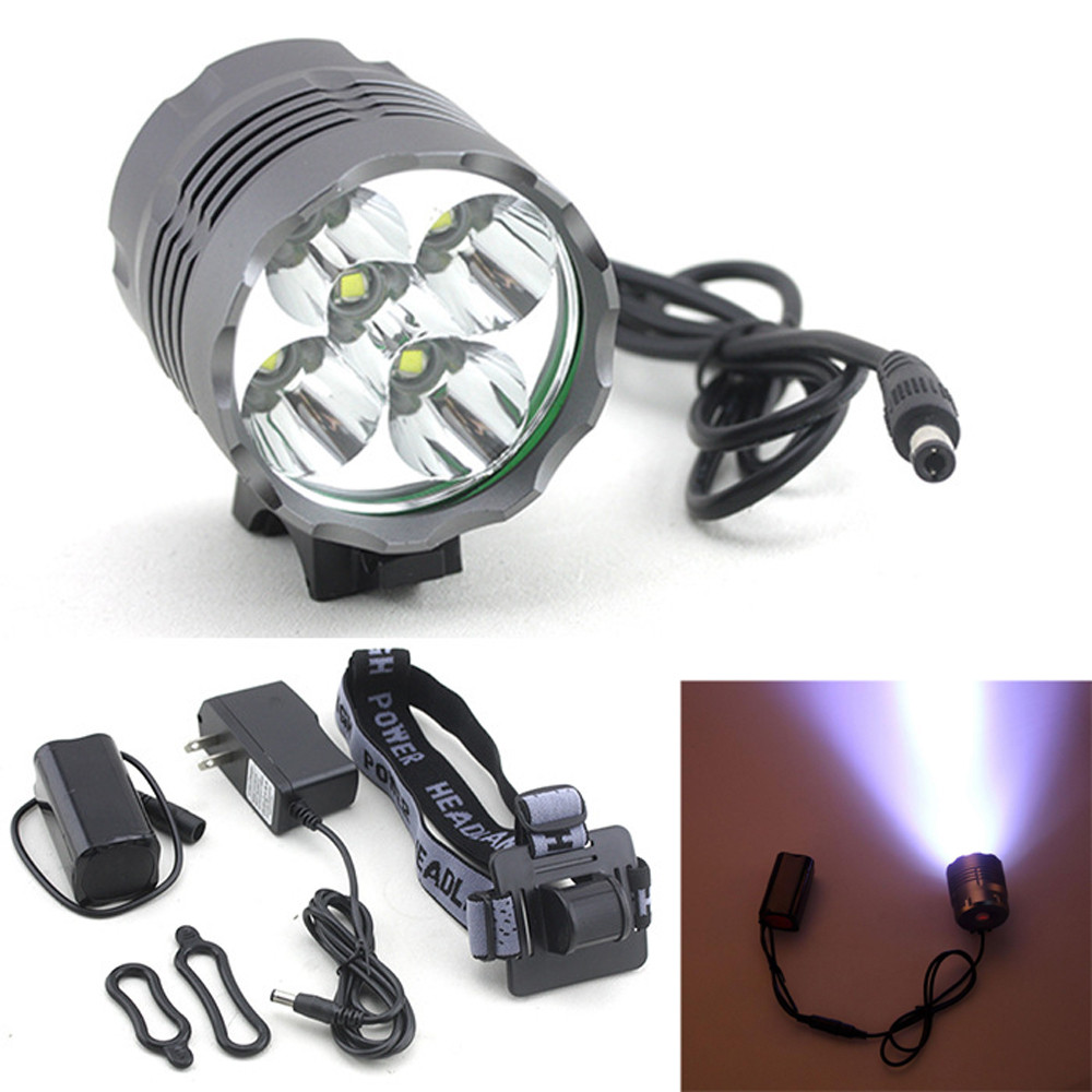 3000LM Bike Bicycle Cycling XML-Q5 LED Safety Front Head Lights Headlamp 3 Modes