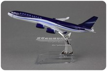 5pcs/lot Wholesale Brand New Airplane Model Toys Azerbaijan Airlines Airbus A340 (16cm) Diecast Metal Plane Model Toy