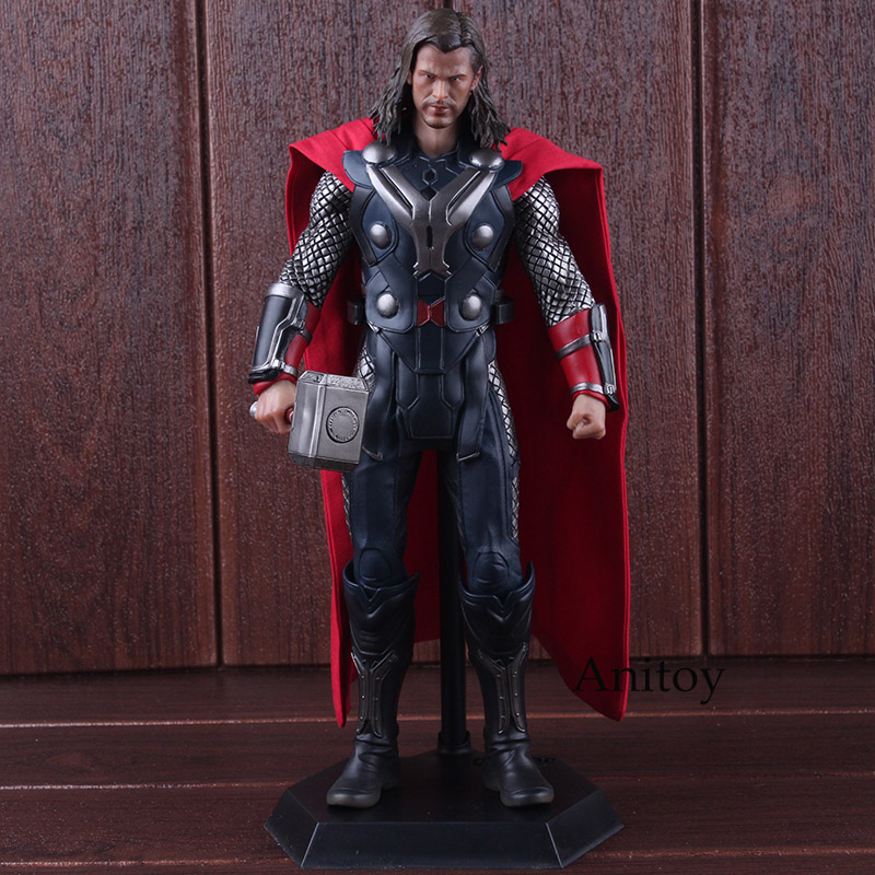 """Crazy Toys Marvel 12/"""" The Avengers Age Of Ultron Thor 1//6 Action Figure Statue"""