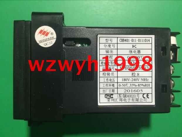 Genuine Changzhou Huibang CHB 401 temperature control table Huibo temperature controller  CHB401 CHB401-011-1014<br>