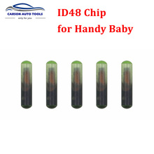 5PCS/LOT ID48 Chip For CBAY Handy Baby Car Key Copy JMD Handy Baby Auto Key Programmer id 48 Chip