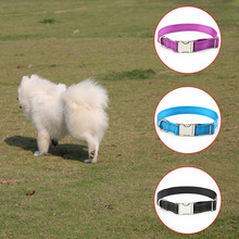 Reflective Collars for Dogs Cat Pet Traction Rope Dog Lead Leash with Reflective Iron Wire Buckle