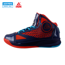 PEAK Stability Cushion Sneakers Support Sport Shoes Basketball Culture Shoes Light Sneakers High-Top Sneaker Cushion-3 Tech