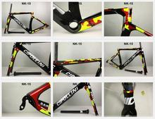 Buy cheap carbon frame road bike 2017 Cipollini NK1K frames racing bike chinese carbon road frame T1000 carbon bikcycle frameset for $389.99 in AliExpress store
