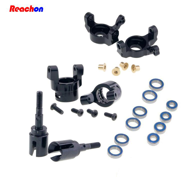 Free Shipping 1 Set Spare Parts For 1/10 Axial Wraith RR10 90048 RC Car Model AX31316 AX30368 AXA1230 AXA1218 AX80062<br>