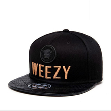 SIZE 55-61cm WEEZY LOGO baseball Quality CAP for HIPOP&Dancing cap for Street party wear for man and woman are ok(China)