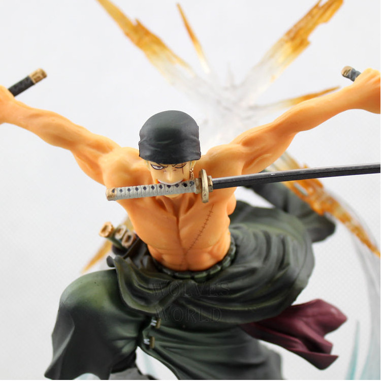 High Quality!!! Japan Anime One Piece POP Roronoa Zoro 17CM Banpresto Colossum PVC Action Collection Figures Model Toys Gifts<br><br>Aliexpress