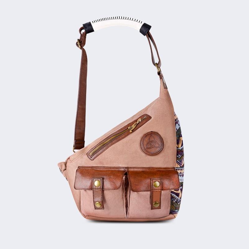 The Walking Dead Michonnes Sling Bag Shoulder Bag Male and female messenger bag  Single Shoulder Bag <br>
