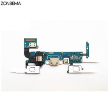 ZONBEMA Charging Charger Connector For Samsung galaxy A500F A500M 2015 Charger USB Dock Port Flex Cable(China)