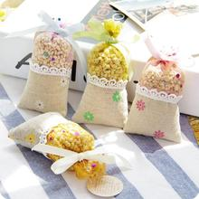 Dried Flowers Dried Fruit Lavender Sachets Bag Clothing Kitchen Cabinet Clothes Scented Sachets Flavor Bags