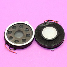 Round Loud speaker ringer buzzer microphone replacement parts for cell phone. 26mm