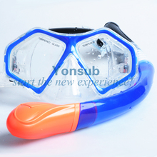 Best selling!Diving Mask and Snorkel Set Mask Goggles Swimming Goggles Snorkeling Equipment Diving Equipment Free shipping(China)