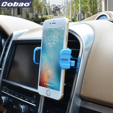 Universal car cellphone holder&adjustable Cell phone mount holder Car air vent mount Stand For iPhone 5s 6  Samsung Galaxy HTC