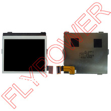 5pcs/lot, For Blackberry Bold 9780 9700 402/444 white LCD screen display by free shipping;100% used original(China)
