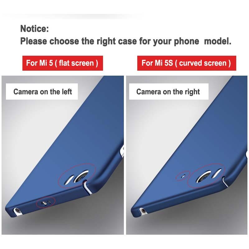Xiaomi-mi-caso-Msvii-5S-mi-5-s-marca-scrub-cubierta-xiaomi-mi-a1-5x-caso