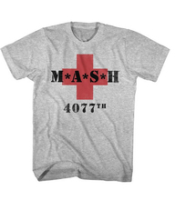 Summer Style Cotton Shirt Mash M.A.S.H. Red Cross Mens Short Sleeve T shirt Custom High Quality Print Top Tee Shirt Plus Size(China)