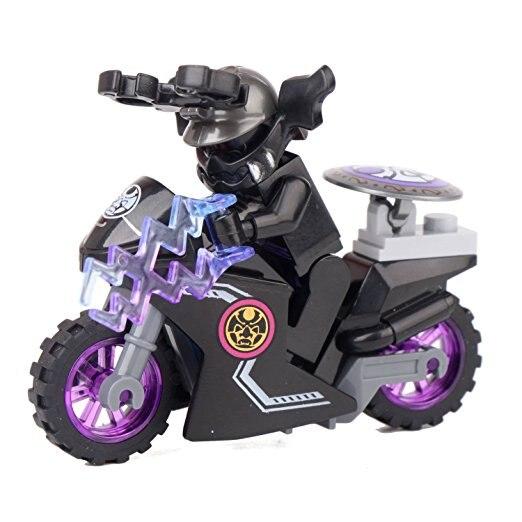 Jkela-Compatible-With-legoINGly-Ninjagoed-Mini-Blocks-Jay-Lloyd-Skylor-Zane-Pythor-Chen-Building-Blocks (4)